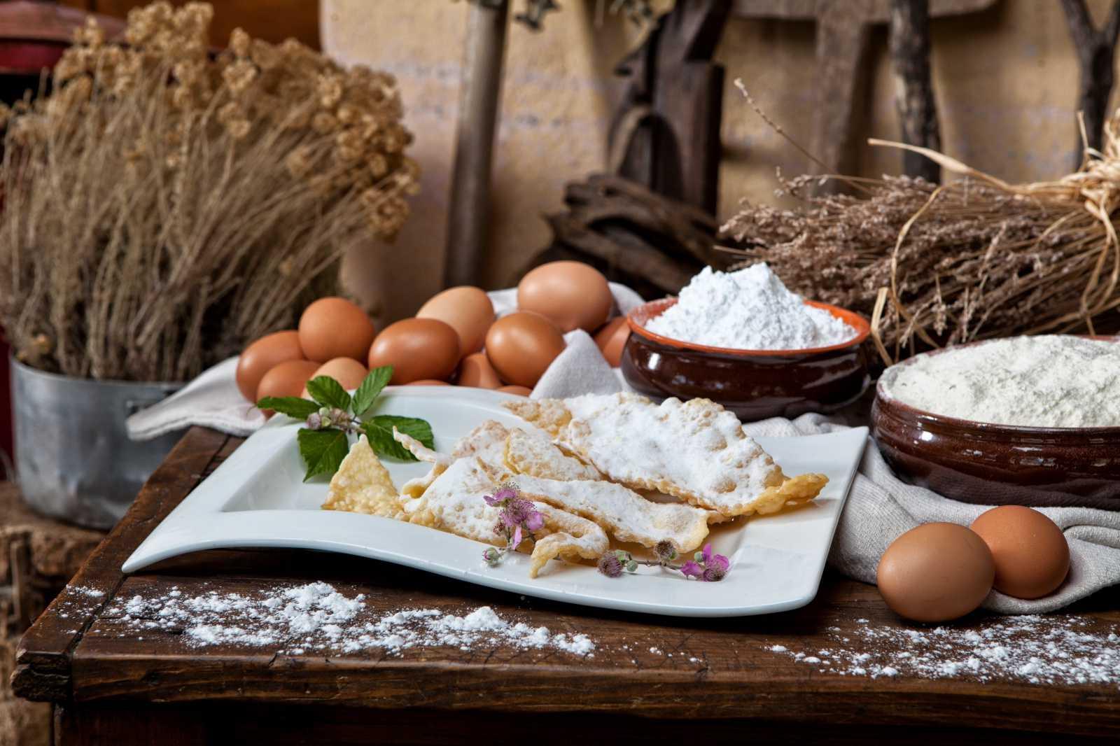Pasta 04 RITAGLI FRITTI AL LUGHENTE DI BERCHIDDA