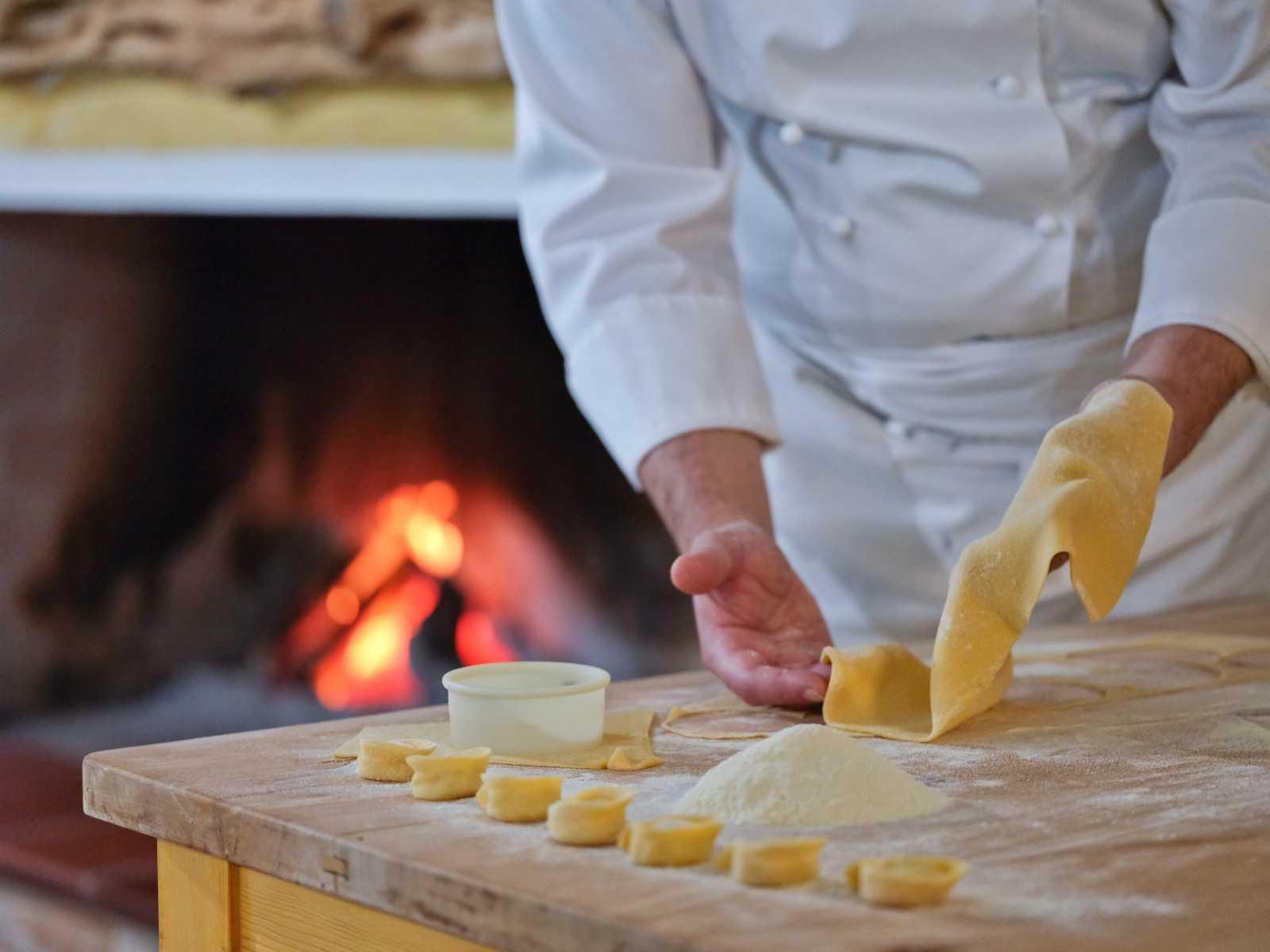 Pasta 18 PASTA FARINE TORTELLI